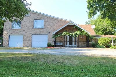 Troy Single Family Home For Sale: 1918 Muer Drive