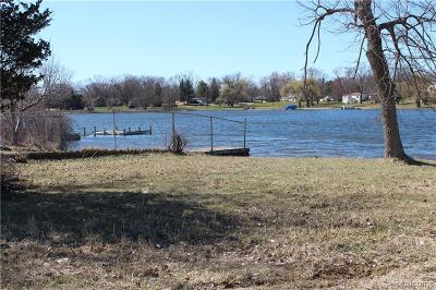 Commerce Twp Residential Lots & Land For Sale: Annapolis