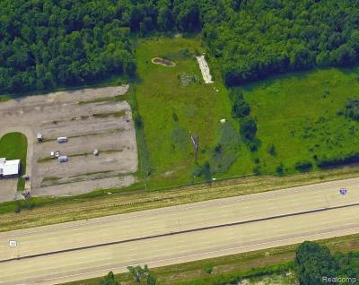 Commercial Lots & Land For Sale: 4320 W Mt Morris Road