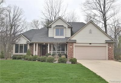 Grosse Ile, Gross Ile, Grosse Ile Twp Single Family Home For Sale: 25086 Hazelnut Court