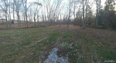 Washington Twp Residential Lots & Land For Sale: Campground