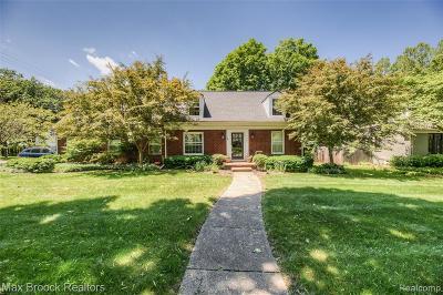 Birmingham Single Family Home For Sale: 1382 Birmingham Boulevard