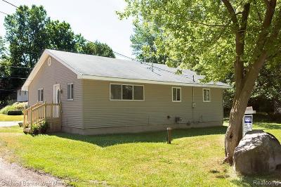 Novi Single Family Home For Sale: 210 Herman Street