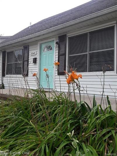 Ferndale Single Family Home For Sale: 2048 Wrenson Street