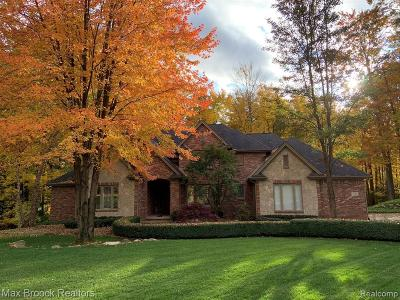Oxford Single Family Home For Sale: 1716 S Chieftan Circle