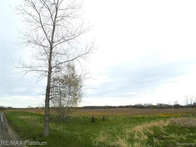 Hartland Twp MI Residential Lots & Land For Sale: $65,900