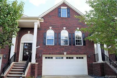 Troy Condo/Townhouse For Sale: 780 Paint Creek Drive