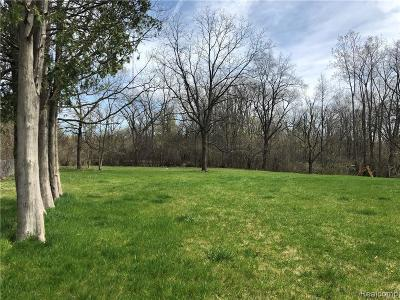 Southfield Residential Lots & Land For Sale: Lois Lane