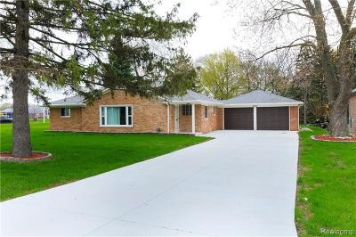 Shelby Twp, Utica, Sterling Heights Single Family Home For Sale: 44908 Duffield Avenue