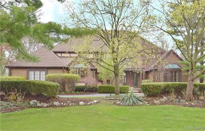 Bloomfield Twp Single Family Home For Sale: 4632 Chelsea Lane