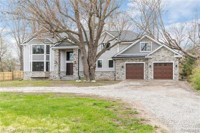 Walled Lake Single Family Home For Sale: 620 S Pontiac Trl