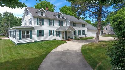 Single Family Home For Sale: 6205 Hillsboro Road