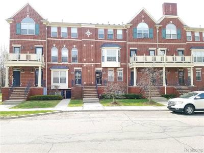 Troy Condo/Townhouse For Sale: 3184 Newbury Pl, Unit 54, Bldg 6 #54