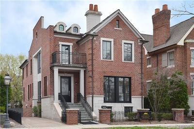 Birmingham Single Family Home For Sale: 346 W Brown Street