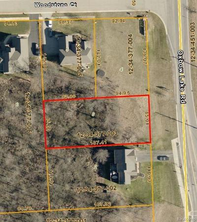 Residential Lots & Land For Sale: 1390 Oxbow Lake Rd