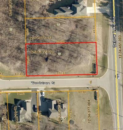 Residential Lots & Land For Sale: 508 Woodstone Court