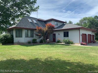 Single Family Home For Sale: 7230 Vassar Road