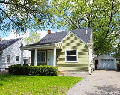 Royal Oak Single Family Home For Sale: 410 N Campbell Road