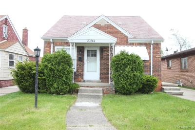 Eastpointe Single Family Home For Sale: 20844 Universal Avenue