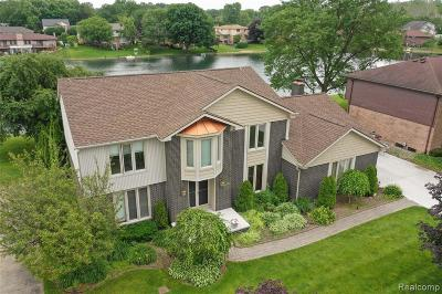 Shelby Twp Single Family Home For Sale: 46704 Gulliver Drive