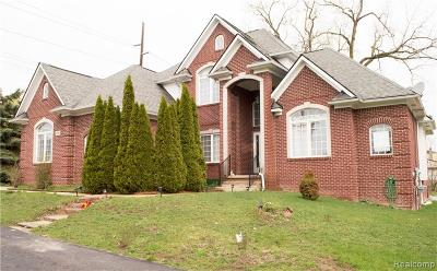 West Bloomfield Twp Single Family Home For Sale: 3960 Mitra Court
