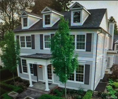 Birmingham Single Family Home For Sale: 411 Smith Avenue