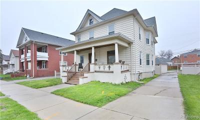 Monroe Single Family Home For Sale: 712 W Front Street