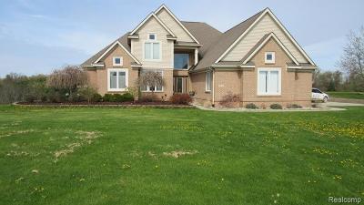 Single Family Home For Sale: 7210 Miller Lane