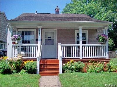 Royal Oak Single Family Home For Sale: 1423 Bauman Avenue