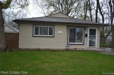 Ferndale Single Family Home For Sale: 2924 Horton Street