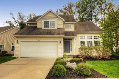 Single Family Home For Sale: 5076 Northfield Drive