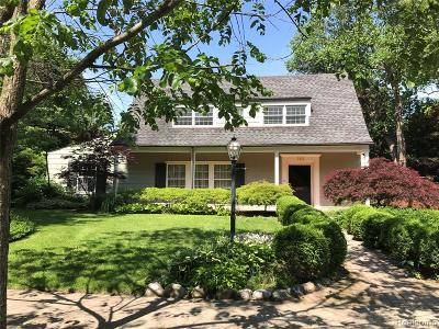 Birmingham Single Family Home For Sale: 763 Pilgrim Avenue