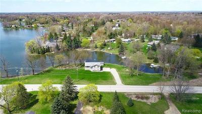 Single Family Home For Sale: 1342 Pratt Vl Road