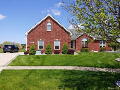 Monroe County Single Family Home For Sale: 8437 Talon Court