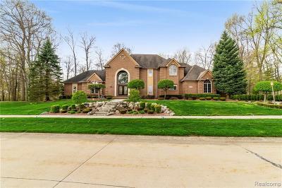 Washington Twp Single Family Home For Sale: 62727 Tournament Drive