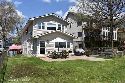 Novi Single Family Home For Sale: 1327 W Lake Drive