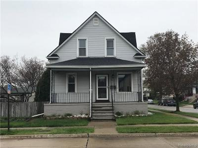 Wyandotte Multi Family Home For Sale: 202 Goddard Street