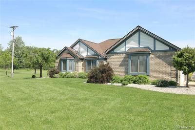 Single Family Home For Sale: 14080 Koehn Road