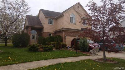 Brownstown Twp Single Family Home For Sale: 23189 Eric Dr