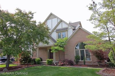 Troy Single Family Home For Sale: 1915 Knoll Court