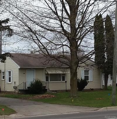 Single Family Home For Sale: 891 Baldwin Road