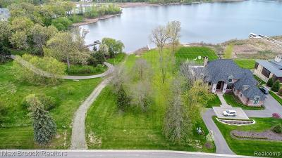 Bloomfield Twp Residential Lots & Land For Sale: 2641 Turtle Shores Drive