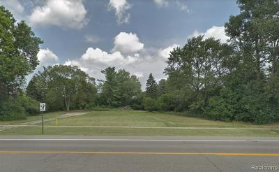 Troy Residential Lots & Land For Sale: 1432 W Wattles Road