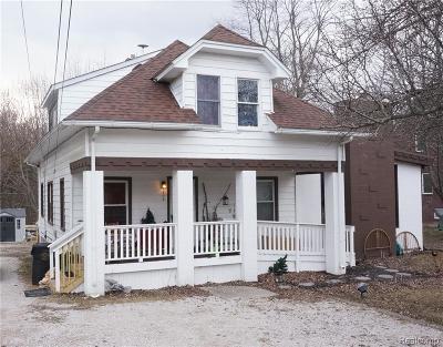 Trenton Single Family Home For Sale: 5508 Wilson Street