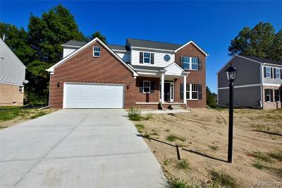 Belleville, Belleville-vanbure, Van Buren, Van Buren Twp Single Family Home For Sale: 15645 Pebblebrook Dr