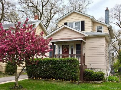 Single Family Home Pending: 929 W Drayton Street