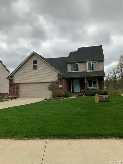 Milford Twp Single Family Home For Sale: 3435 Silver Stone Dr