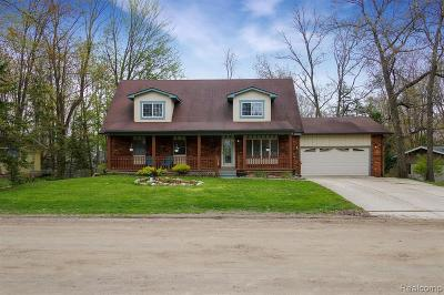 Brighton Single Family Home For Sale: 2833 Scottwood Pl