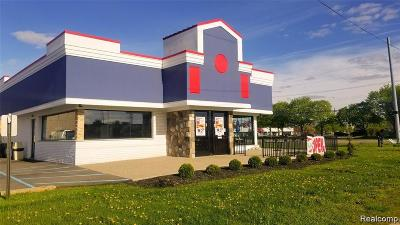 Troy Commercial Lease For Lease: 1175 E Fourteen Mile Road