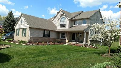 Wixom Single Family Home For Sale: 1977 Devonshire Drive